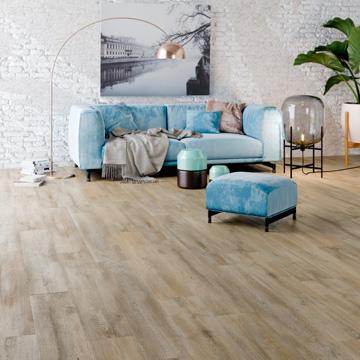 Merk: Moduleo Type PVC-vloer: Santa Cruz Oak